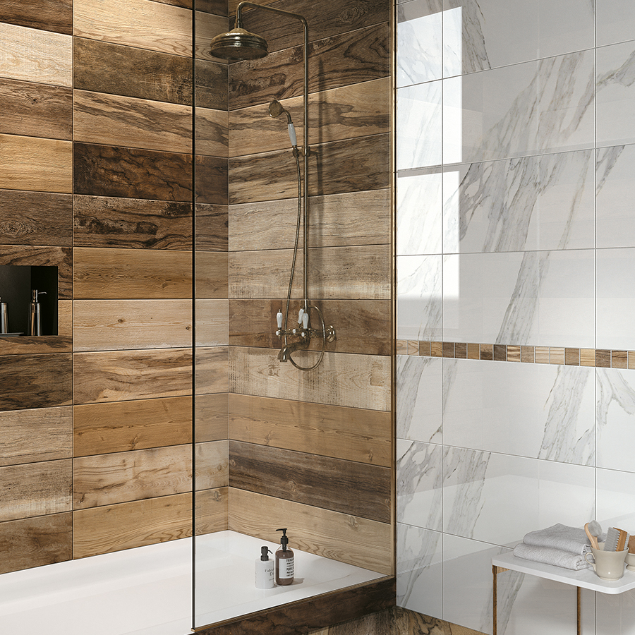 Choosing Wood-look Porcelain Tiles As A New Option For